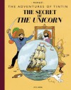 The Secret of the Unicorn: Collector's Giant Facsimile Edition - Hergé