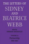 The Letters of Sidney and Beatrice Webb: Volume II - Beatrice Potter Webb, Sidney Webb, Norman Ian MacKenzie