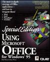Using Microsoft Office for Windows 95 - Patty Winter, Roger Jennings, Jeff Bankston