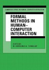 Formal Methods in Human-Computer Interaction - Michael Harrison, Harold Thimbleby