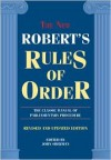 The New Robert's Rules of Order - John Sherman