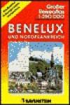 Benelux Road Atlas - Ravenstein Verlag, Cito-Plan BV