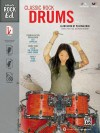 Alfred's Rock Ed. -- Classic Rock Drums, Vol 1: Book & CD-ROM - Alfred Publishing Company Inc.