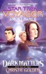 Ghost Dance: Dark Matters #2 (Star Trek: Voyager Book 20) - Christie Golden