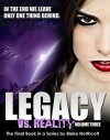 Legacy - Blake Northcott, Jim Deley, J.D. Hunter, Sean Molloy, Mike Stephenson, Jeff Geddes, Maria Angelopoulou