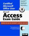 Microsoft Office User Specialist Microsoft Access 97 Exam Guide - Joseph W. Habraken