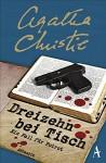 Dreizehn bei Tisch: Ein Fall für Poirot - Agatha Christie, Giovanni Bandini