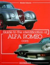 Guide to the Identification of Alfa Romeo Cars - Maurizio Tabucchi