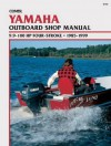 Yamaha 9.9-100 HP 4-Stoke Outboards, 1987-2000: Outboard Shop Manual - Clymer Publishing