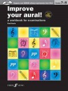 Improve Your Aural! Grade 7-8: A Workbook for Examinations, Book & 2 CDs - Paul Harris