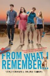 From What I Remember... - Stacy Kramer, Valerie Thomas