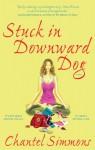 Stuck in Downward Dog: A Novel - Chantel Simmons