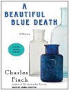 A Beautiful Blue Death - Charles Finch, James Langton