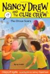 The Circus Scare - Carolyn Keene, Macky Pamintuan