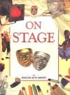 On Stage - Michael Pollard, Caroline Bingham, Josephine Paker