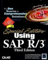 Special Edition Using SAP R/3 (3rd Edition) - Jonathan Blain