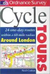 Philip's Cycle Tours 24 One-Day Routes Within a 60-Mile: Radius Around London - Nick Cotton