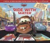 Cars 2: Ride with Mater: A Virtual 3-D Book - Ellie O'Ryan
