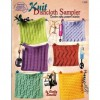 Knit Dishcloth Sampler: Twelve Nifty Pattern Stitches - Sandy Scoville