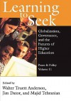 Learning to Seek: Peace and Policy (Peace & Policy) - Walter Truett Anderson