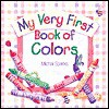 My Very First Book of Colors - Michal Sparks