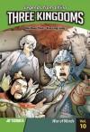 Three Kingdoms Volume 10: War of Words - Wei Dong Chen, Xiao Long Liang