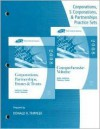 Practice Sets for Hoffman/Raabe/Smith/Maloney's West Federal Taxation: Corporations, Partnerships, Estates, and Trusts, 31st - William H. Hoffman, William A. Raabe, James E. Smith