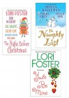The Naughty List Bundle with The Night Before Christmas & Yule Be Mine - Erin McCarthy, Lori Foster, Katherine Garbera, Donna Kauffman, Kylie Adams, Kathy Love, Cynthia Eden, Susan Fox