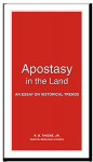 Apostasy In The Land - R.B. Thieme Jr.