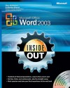 Microsoft® Office Word 2003 Inside Out - Mary Millhollon, Katherine Murray