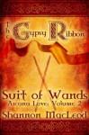 The Gypsy Ribbon (Suit of Swords, Arcana Love) - Shannon MacLeod