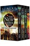 The New Agenda Series Four-Book Box Set: The City Center, The Mainframe, The Torrent, The New Agenda - Simone Pond