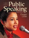 Public Speaking: A Handbook for Christians - Duane Litfin