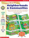 Instant Map Skills: Neighborhoods And Communities - Wendy Vierow, Spencer Finch