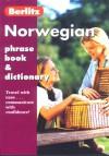 Norwegian Phrase Book & Dictionary (Berlitz Phrase Books) - Berlitz Publishing Company