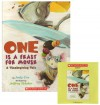 One Is a Feast for Mouse (A Thanksgiving Tale) (CD & Paperback) - Judy Cox, Jeffrey Ebbeler, Oliver Wyman