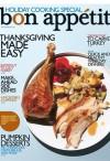 Bon Appétit November 2008 - Bon Appétit Magazine