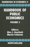 Handbook of Public Economics, Volume 3 - Alan J. Auerbach