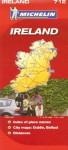 Michelin Ireland Map - Michelin Travel Publications