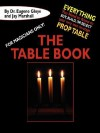 For Magicians Only: The Table Book - Eugene Gloye, Francis Marshall, Jay Marshall