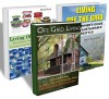 Off Grid Living BOX SET 3 In 1. An Ultimate Guide On Self Sustainable Lifestyle With Off Grid Power And Tips On Storaging Food And Water: (Survival Guide ... How To Survive Anywhere In The World) - Helen Richardson, Mark White, Mark Dunn