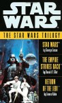 Star Wars Trilogy - George Lucas, Donald F. Glut, James Kahn, Alan Dean Foster
