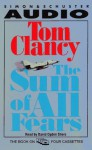 The Sum of All Fears - David Ogden Stiers, Tom Clancy