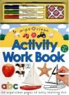Wipe Clean Activity Work Book - Roger Priddy