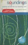 Soundings: Leaving Certificate Poetry Interim Anthology - Augustine Martin