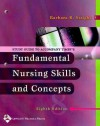 Study Guide to Accompany Timby's Fundamental Nursing Skills and Concepts, Eighth Edition - Barbara R. Stright