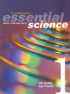 Cambridge Essential Science Book 1 with CD-Rom: Book 1 for the CSF II: Bk. 1 - John Harding