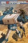 Transformers Vs GI Joe #4 SUB VAR 9.4 + NM + 11/19/14+ - Tom Scioli, John Barber