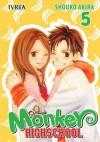 Monkey Highschool 5 [Spanish Edition] - Shouko Akira