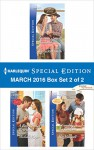 Harlequin Special Edition March 2016 Box Set 2 of 2: Fortune's Secret HusbandA Baby and a BetrothalA Cowboy in the Kitchen (The Fortunes of Texas: All Fortune's Children) - Karen Rose Smith, Michelle Major, Meg Maxwell